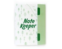 Forest Note Keeper Notebook