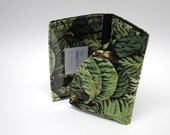 Compact Wallet with coin purse - Mamaku / Tree Ferns