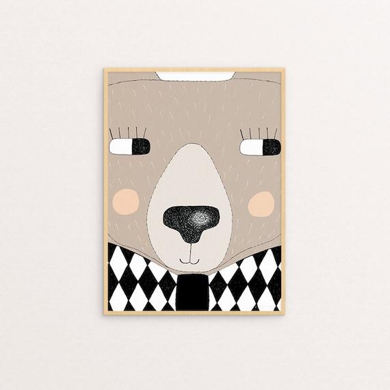 Big Bear 30 x 40 Print