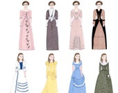 Special Order for Kim Larson - Julia Field Paper Doll