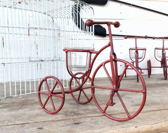 Bicycle Iron Decor, Bicycle Iron  Decor, Home and Living, Candle Holder