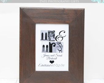 Bridal Shower Gift , Mr and Mrs Gift , Wedding Gift for Son , Wedding gift for Bride and Groom , Anniversary Gift , Newlywed Gift , New Home