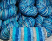 Sock Garden STRIPES - New self-striping Sock Yarn