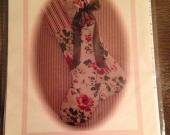 Christmas Treasures Sock Pattern by Verna Mosquera