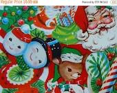 20PercentOff Vintage Christmas Kitsch Dennison Gummed Seals Antique and Vintage Christmas mixed lot N0 60