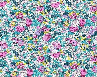 Liberty Tana Lawn  Fabric Claire Aude A Half Yard