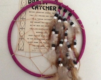 Medium Dreamcatcher Wall Hanging