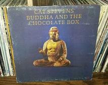 Cat Stevens Buddha And The Chocolate Box Vintage Vinyl Record