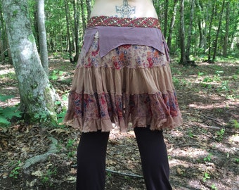 Faery Dream ~ Altered Pixie Belt Skirt