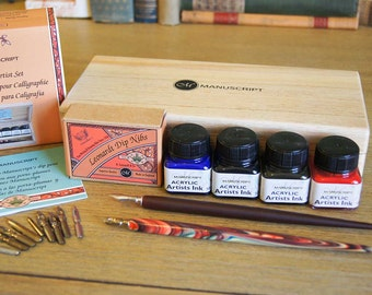 Calligraphy Artist Set - by Manuscript