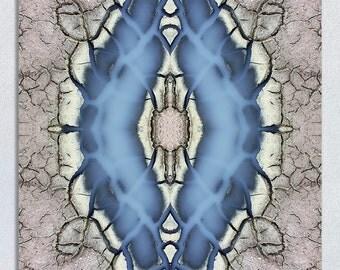 Metamorphosis 4 - Salt Flat Reflection 46 - Art Photography Print