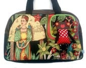 Bag molly creative bag unique bag n48 Frida Kahlo