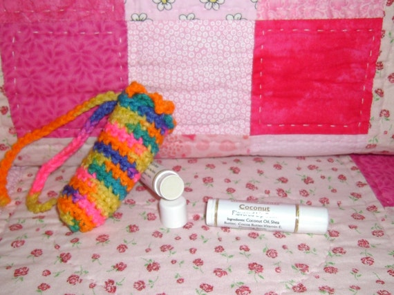 Coconut Lip Balm and Cuticle Softener