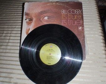 Vintage - Spanish Fly - Cosby - Album - Guilty or Not Guilty - Its True - Its True - LP Album With Spanish Fly By Bill Cosby