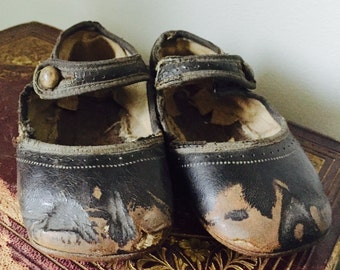 Victorian Baby Shoes