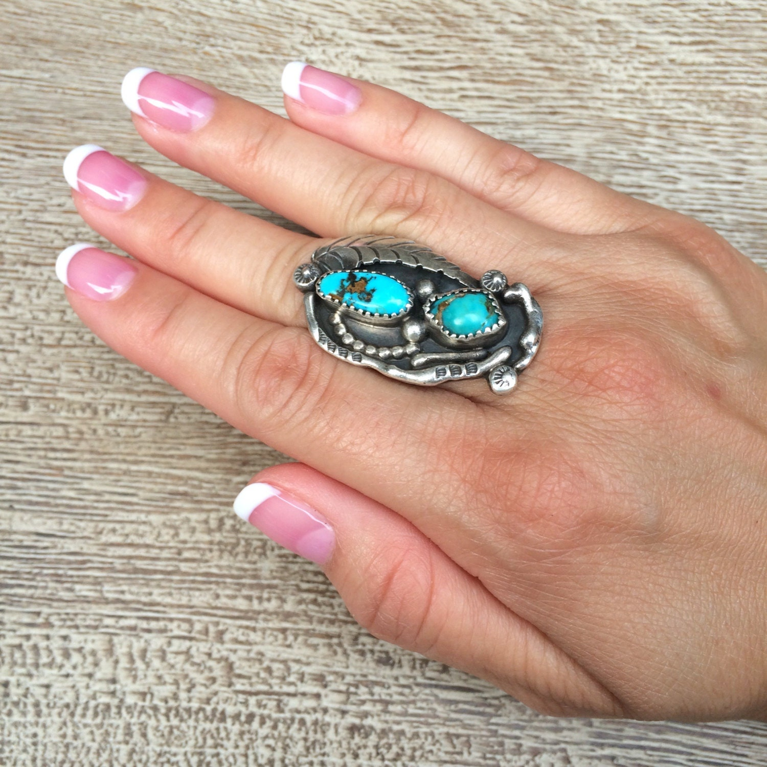 gift native pawn jewellery old her jewelry turquoise indian southwest fullxfull listing american lake navajo vintage for ring il carico size