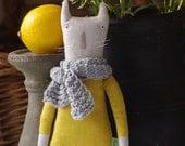 Cat doll.