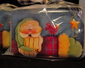 Hand Painted Santa Claus Soap Decorate or Use