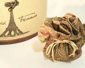 Jewelry Bag - Drawstring - Travel - The Nomad Bag