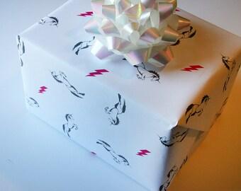 Wrapping Paper - Unicorn Wrap