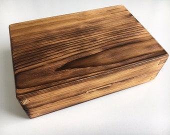 Cypress Wood Fly Box (#16-3)