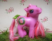 Custom My Little Pony: Retro Strawberry Shortcake