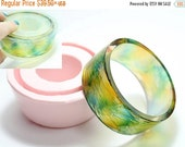 20% OFF Thick Flat Sided Bangle Mold