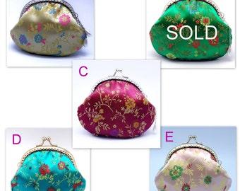 BIG SALE - Small clutch / Coin purse (GP41)
