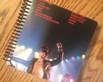 Judas Priest Spiral Notepad