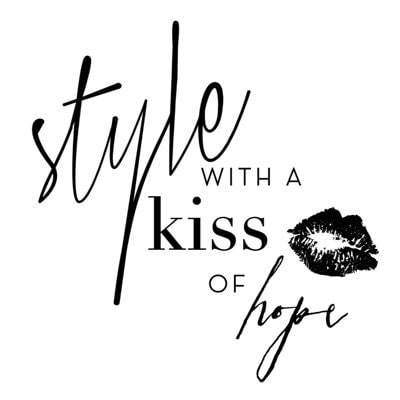 Style With A Kiss Of Hope