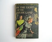 By the Light of the Study Lamp, Dana Girls Series No. 1, by Carolyn Keene, Author of the Nancy Drew Series, 1934