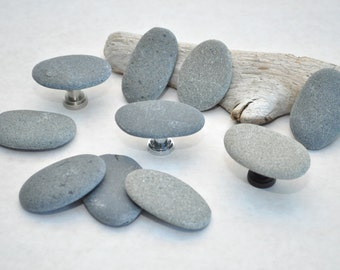 Choose Your Hardware - Beach Rock Cabinet Knobs - Set of 10