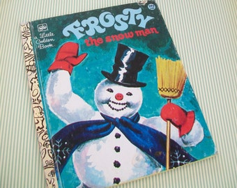 Frosty the Snow Man Book