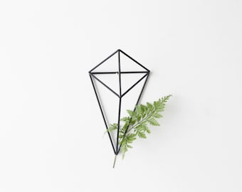 JURE - Modern Geometric Ornament - Geometric Sculpture - Himmeli - Air Plant Holder