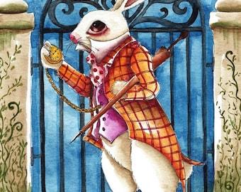 The White Rabbit - The gate