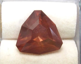 Loose Faceted Oregon Sunstone Green  50% OFF SALE