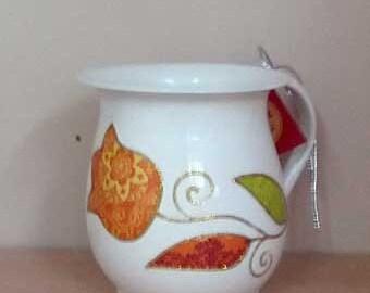 Hand Washing cups (Netilat Yadayim),Jewish,engagement