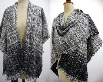 Blanket Scarf Robe Overcoat Scarf  Wrap Scarf Warmer Super Soft