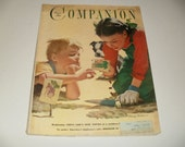 Womans Home Companion Magazine May 1949, Vintage Ads, Paper Ephemera, Retro, Collectible