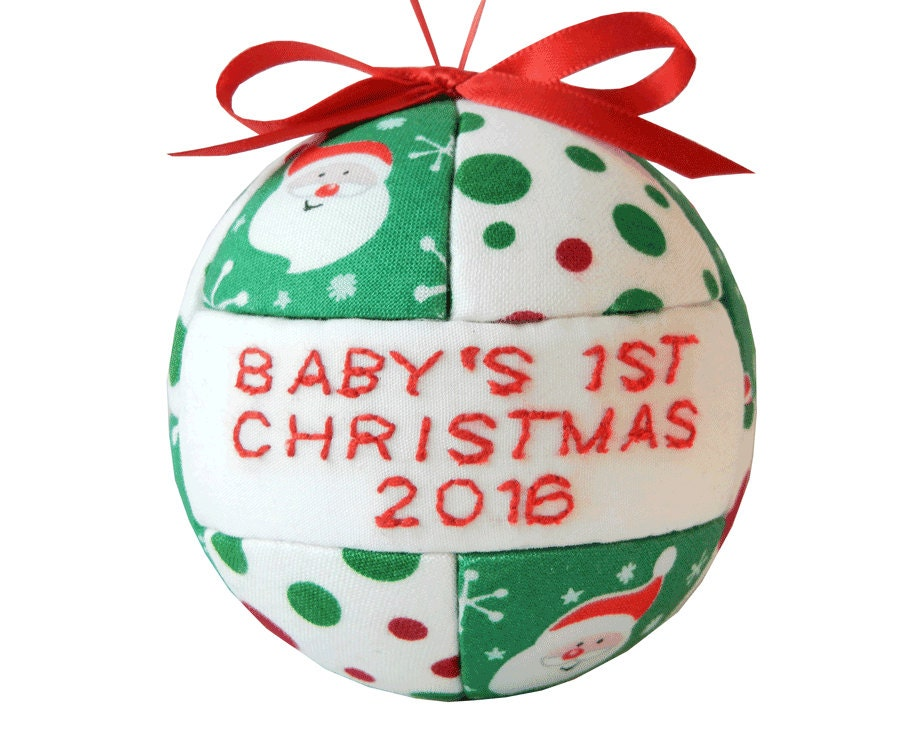 baby's first christmas ornament 1st christmas ornament