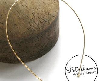 1.5mm Thin Gold Plated Metal Tiara Headband