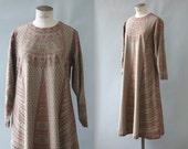 Ritu dress   Batik indian cotton dress   1990's by Cubevintage   medium