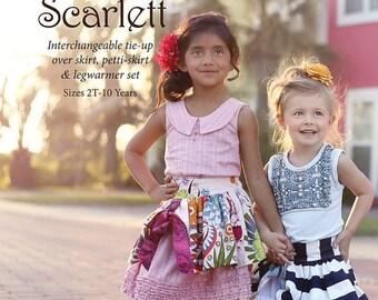 Scarlett Paper Pattern by Violette Field Threads
