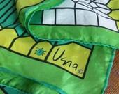 Vintage Vera Neumann scarf
