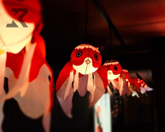 Fish Paper Lanterns (Photography Print)