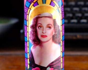Saint Betty Davis Prayer Candle - All About Eve