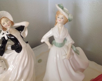 Royal Doulton Porcelain Figurine MARGARET ~ Collectible Fine Bone China Lady ~ Signed HN3496 ~ Made in England ~  Gift For Mom