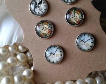 Post Earrings,Stud Earrings,Glass Earrings,Boho Jewelry