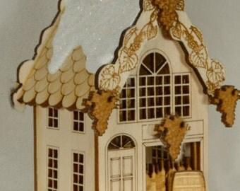 Gingerhaus - TRC  Vineyard Ornament