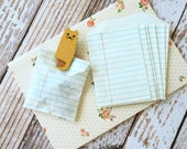 NOTEBOOK Itty Bitty Bags paper bags